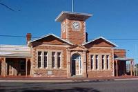 Menzies Town Hall & Clock
